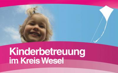 Kinderbetreuung im Kreis Wesel
