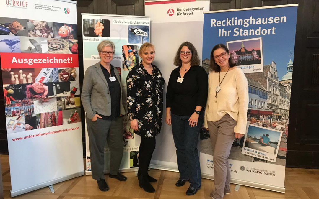 Neues Unternehmerinnen-Netzwerk in Recklinghausen gegründet