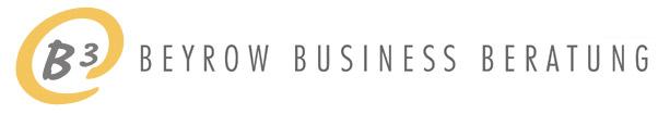B3-Beyrow Business Beratung - Existenzgründung Gelsenkirchen
