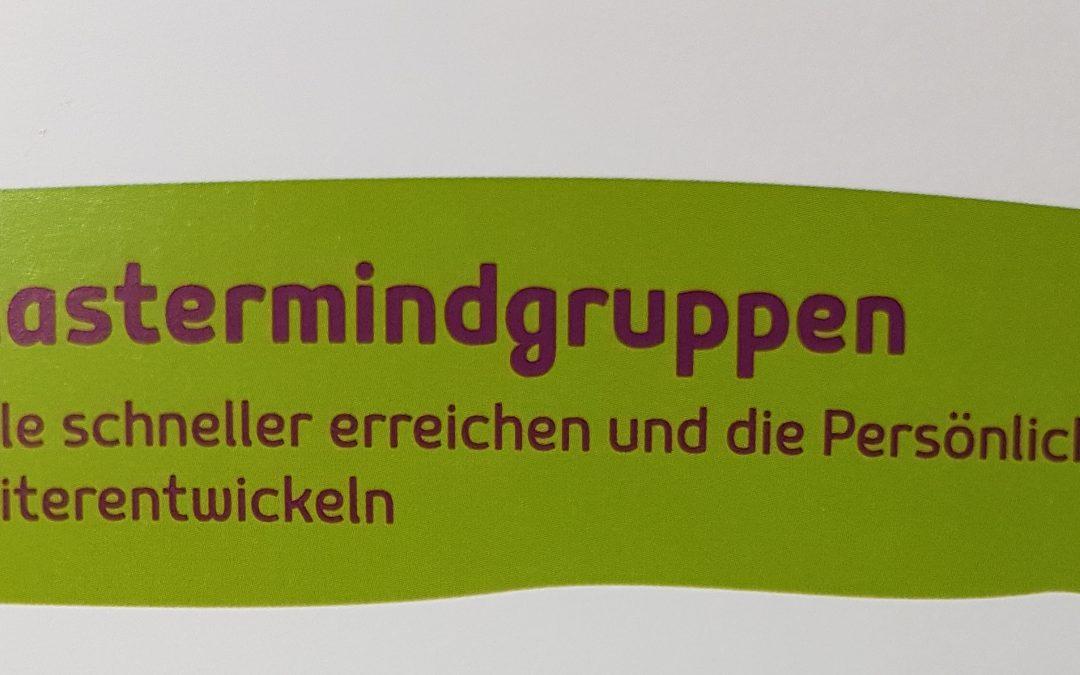 """Neue Mastermindgruppe startet"""