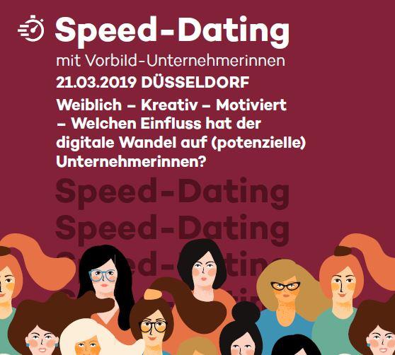 Speed-Dating mit Vorbild-Unternehmerinnen