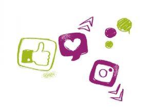 Der Umgang mit Social Media im geschäftlichen Bereich ist gar nicht so einfach wie gedacht, aber im Workshop erfahren Gründerinnen, wie es geht.