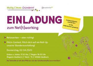 Einladung zum Net(t)working