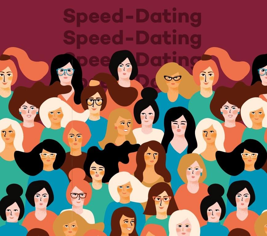 Chefin werden? Beim Speed-Dating mit Vorbild-Unternehmerinnen gibt's Antworten auf wichtige Fragen zum eigenen Business